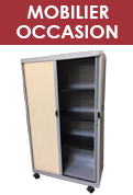 Mobilier occasion - Armoire haute